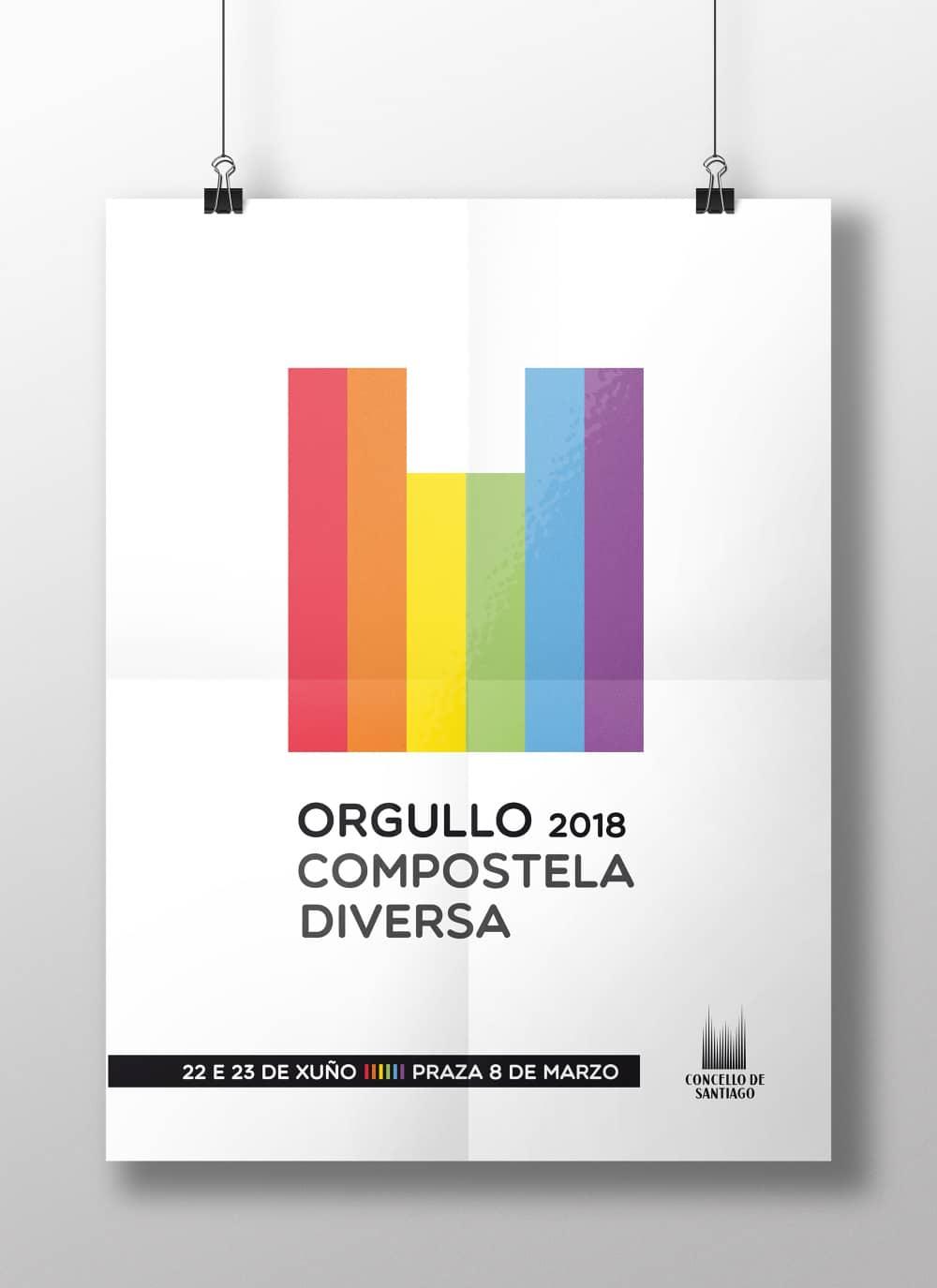 1_orgullo_compostela diversa poster
