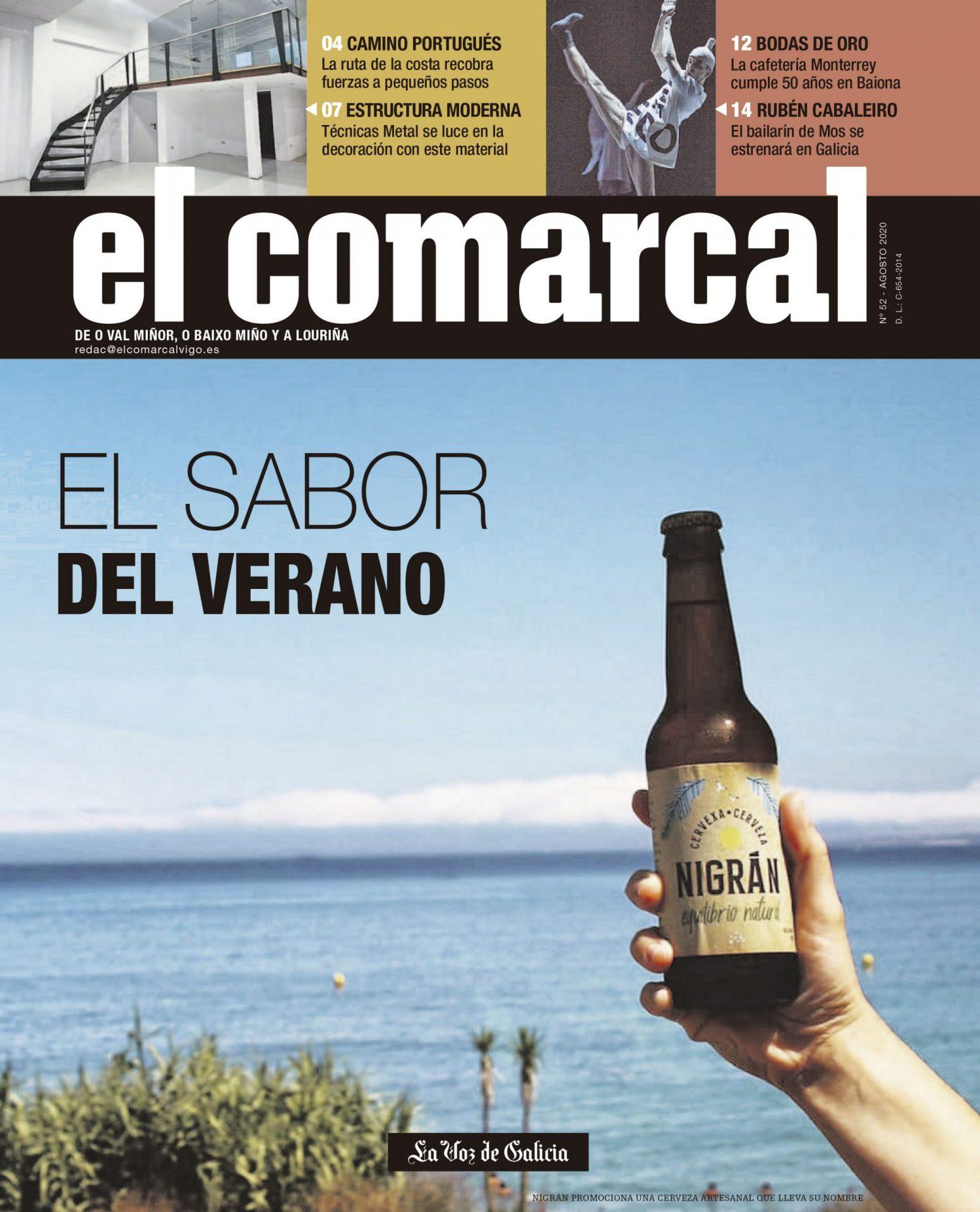 Suplemento El Comarcal.